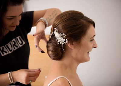 Kuru Wedding Hair Gallery